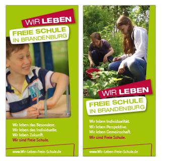 Titel Kampagne Freie Schule