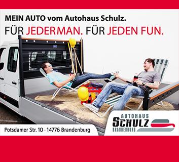 Autohaus Schulz Plakate
