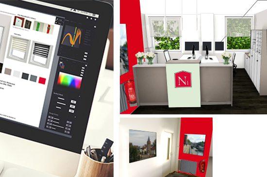 Nickel Immobilien Innenraumgestaltung
