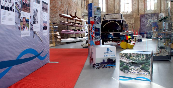 Regattastrecke 50 Jahre Ausstellung