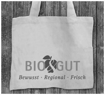 Markenentwicklung BIO&GUT