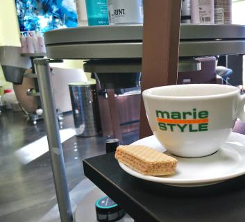 marie STYLE Logoentwicklung
