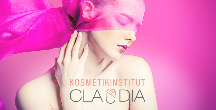Corporate Design Kosmetikinstitut CLaudia